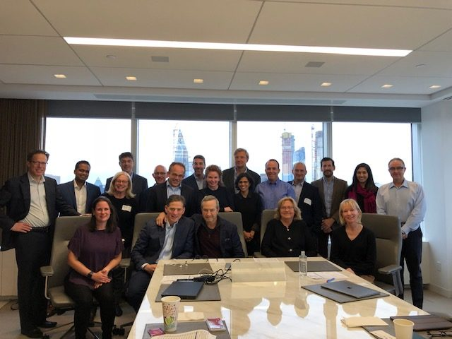October, 2018: Second Scientific Advisory Board Meeting Gathers Global Thought Leaders